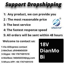 Для прямой поставки. Приветствуем сотрудничество с частными буквами. Лучшая цена-Anderson Nery-18V DianMoBi
