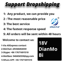 Private-Letter Dianmobi FOR .welcome Cooperation. Best Price-Anderson Nery-18v