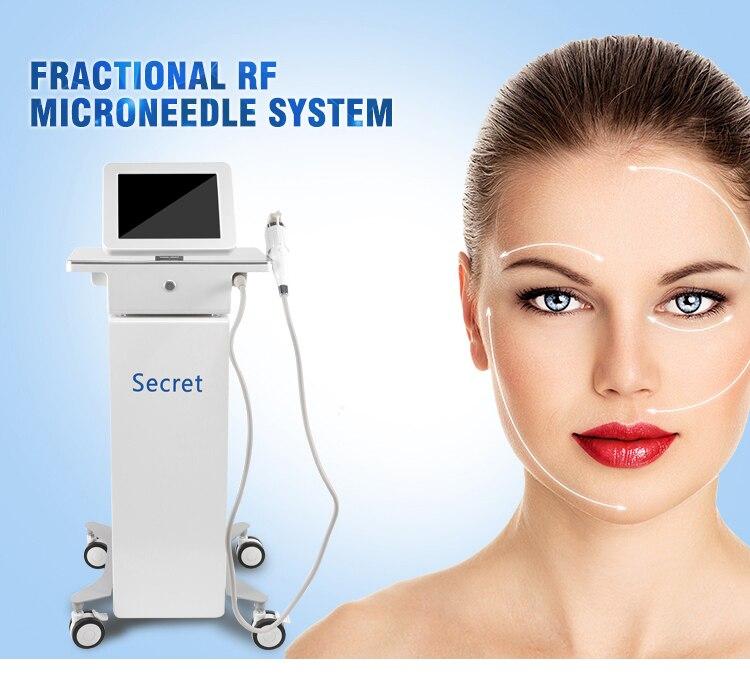2020 profesjonalna frakcyjna RF i Microneedle rf maszyna kosmetyczna/frakcyjna mikro-igła RF urządzenie kosmetyczne na sprzedaż