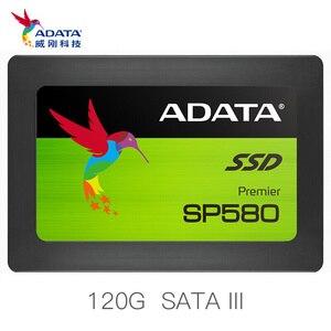 ADATA SSD Notebook 2.5 Inch 120G 240G 480G 960G SATA 3 SSD SP580 Internal Solid State Notebook PC Deskto