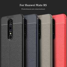 Mokoemi Lichee Pattern Shock Proof Soft 6.0For Huawei Mate RS Case For Huawei Mate RS Phone Case Cover natural wooden phone case for huawei mate rs maters case cover walnut rosewood black ice wood shell real wood
