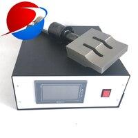 Gerador ultrassônico da soldadura 20khz para a máquina de soldadura plástica e a indústria automóvel