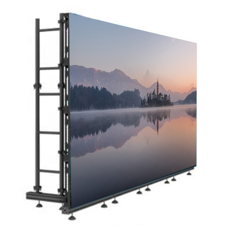 Indoor Rental Led Display Panels Advertising Concert Electronic Monitor Led Screen Use For Stage Show
