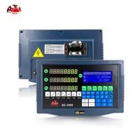 Alta eficiência 3 axis digital readout display dro DC-3000 para torno fresadora