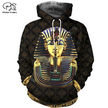 PLstar Cosmos Horus Egyptian God Egyptian Symbol Pharaoh Anubis Tracksuit 3DPrint Zipper/Hoodies/Sweatshirt/Jacket/Men/Women s-1 rev michael day god s divine alignment god s divine assignment volume 1