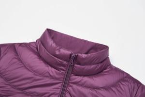 Image 5 - BOSIDENG מוקדם חורף למטה מעיל לנשים ברווז למטה מעיל קל במיוחד גדול גודל oversize להאריך ימים יותר נייד B80131006B