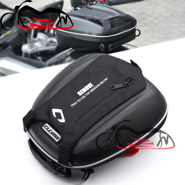 Tank Bag For HONDA CB500X CB500F CBR500R CB650F CBR650F CBR1000RR Motorcycle Multi-Function Phone Navigation Racing Luggage Bags