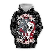 Tessffel Tracksuit Animal Funny Merry Christmas SantaClaus Colorful Casual 3DPrint Zipper/Hoodies/Sweatshirt/Jacket/Men Women s5