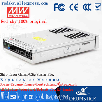 prosperity MEAN WELL ERP-350-12 12V 26.7A meanwell ERP-350 12V 320.4W Single Output Switching Power Supply image
