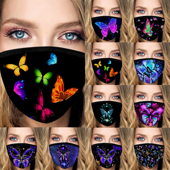 fashion cosplay Smile cosplay Face Sequins with Clear Expression Lip Reading fashion fashion