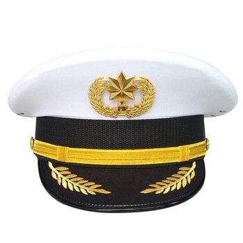 Seguridad tapa Militar sombreros gorro cadete portero propiedad ejército Militar accesorios rendimiento fotografía Casquette Gorras con visera