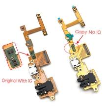 Плата зарядного устройства PCB Flex Для lenovo Yoga Tablet 2 Pro 1380F 1380 USB порт разъем док-станция зарядный ленточный кабель
