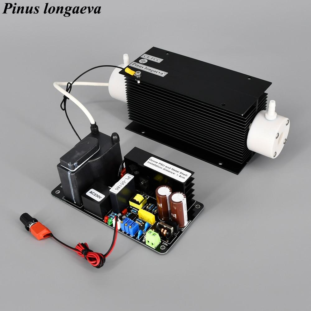 CE FCC ROHS, producto patentado, 10 G/H, 10 gramos, kit ajustable, generador de ozono, piezas de módulo de fábrica, agua potable, piscina