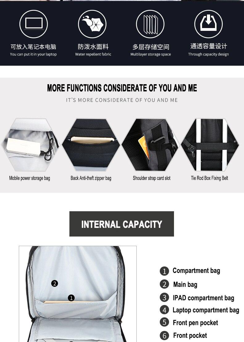 portátil mochila moda estudante mochilas para adolescente masculino bolsa viagem