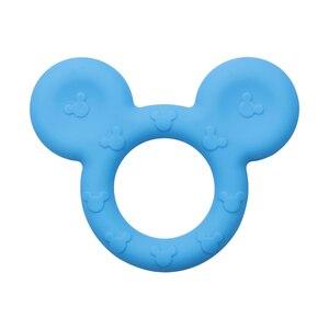 BOBO.BOX 1 шт. силиконовые бусины с Микки, мультяшный Прорезыватель для зубов для DIY, подвески для детей, Прорезыватель для зубов, ожерелье, подар...