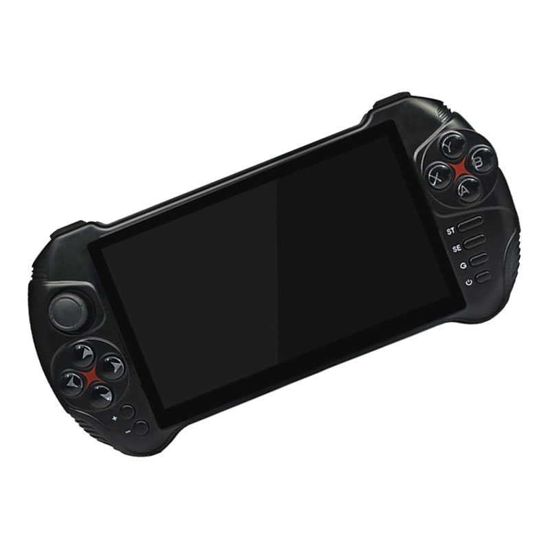 Powkiddy X15 Handheld Game Console Andriod Bluetooth System 5.5 Inch Screen Video Handheld Game Player image