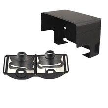 DJI mavic mini /Pro 1/ air /spark /mavic 2 zoom & pro drone 용 원격 제어 안테나 신호 부스터 및 눈부심 방지 후드 차양