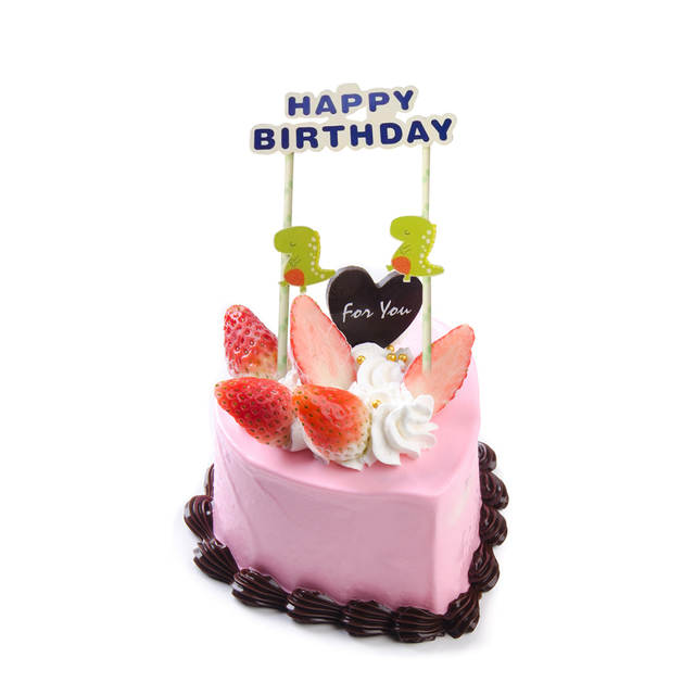 Incredible Online Shop Happy Birthday Cake Topper Cute Dinosaur Cake Personalised Birthday Cards Veneteletsinfo