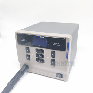 Image 3 - ATTEN 1000W Rework Station Intelligent LCD Screen Display Auto  Sleep Hot Air Gun for PCB Welding Repair St 862D
