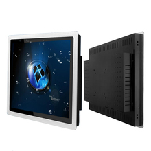 """10"""" 12"""" 15""""Industrial Touch Panel PC 17"""" 19"""" 21"""" Capacitive Touch All-in-One Intel Core i5-5250U Win10 pro 4G RAM Smart computer"""