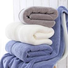 Plus Size Thickening Cotton Bath Towel 80*160cm Quick Dry Large Bath Towels Home Hotel