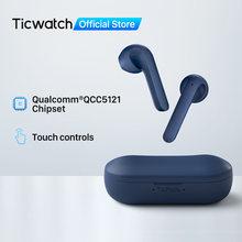 Ticpods 2 pro verdadeiro sem fio bluetooth earbuds in-ear detecção qualidade de som superior toque/voz/controle gesto 4px à prova dwaterproof água