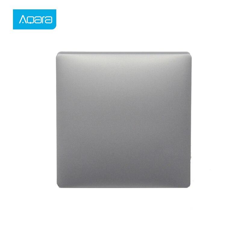 Aqara умный дом переключатель света дистанционное управление ZiGBee wifi беспроводной ключ настенный выключатель работа для mi jia mi Home приложение у...