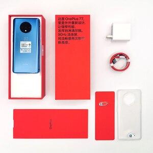 Image 2 - מראש למכור גלובלי גרסה OnePlus 7 T 7 T Snapdragon 855 בתוספת Smartphone אוקטה Core 6.55 90Hz AMOLED מסך 48MP לשלושה מצלמת