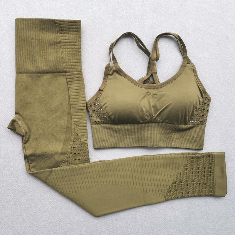 H84cf3988ff074160a01ea390b3cc3ad8G - Seamless Yoga outfit
