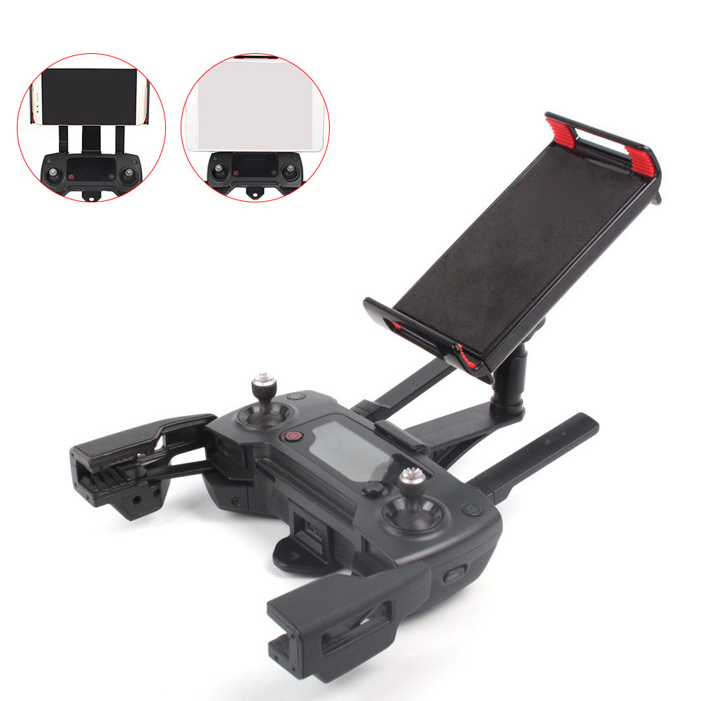 Drone Remote Control Monitor Stand Adjustable Phone Tablet Stand Drone Accessories For DJI MAVIC 2 Pro / Zoom DJI Spark