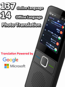 CTVMAN Offline Voice-Translator Traduttore Smart Portable Real-Time 137