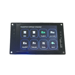 Image 2 - 3d printer display MKS TFT35 cloud connected touch screen 3.5 inches LCD panel 3.5 TFT monitor module full color displayer