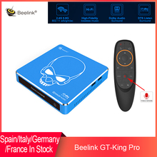 Beelink GT-King Pro Android 9.0 Smart TV BOX 4GB 64GB Amlogi