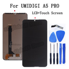 6.3-inch Original For UMI UMIDIGI A5 PRO LCD Display Touch Screen Assembly Accessories