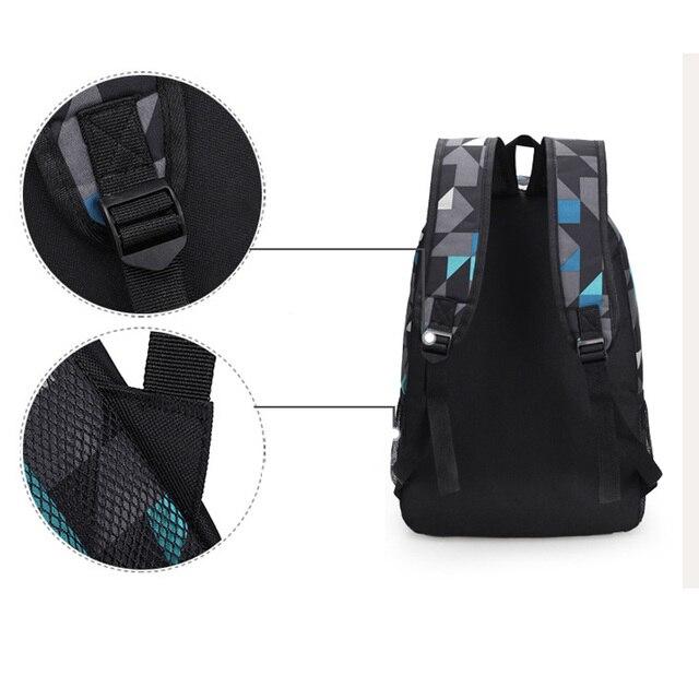 ROBLOX Backpack For Teenagers Kids Boys Children Student School Bags Unisex Laptop backpacks Travel Shoulder Bag 3