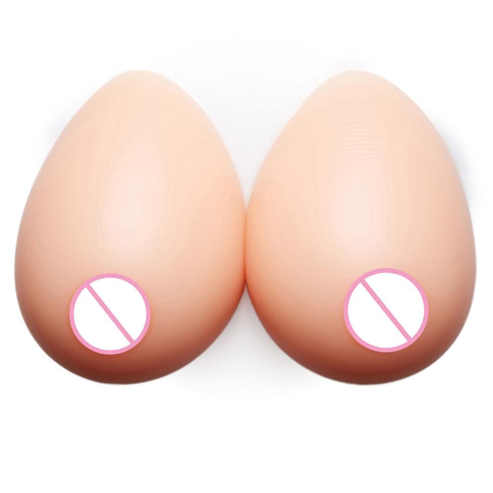 Seios artificiais seios falsos formas de mama de silicone para conjuntos de proteção especial peito crossdresser par pós-operatório