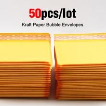 Kraft Bubble Mailer Poly