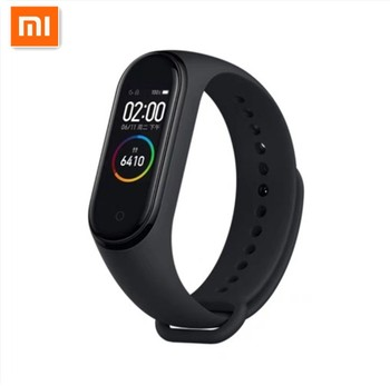 100% Original Xiaomi Mi Band 5 Wristband 4 Color Heart Rate Fitness Tracker Bluetooth Sport Bracelet AMOLED Screen Miband 5 цена 2017