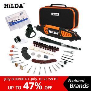HILDA Electric Mini Drill Vari