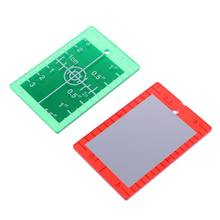 Laser Target Card Plate inch/cm for Green and Red Laser Level Target Plate PXPC(China)