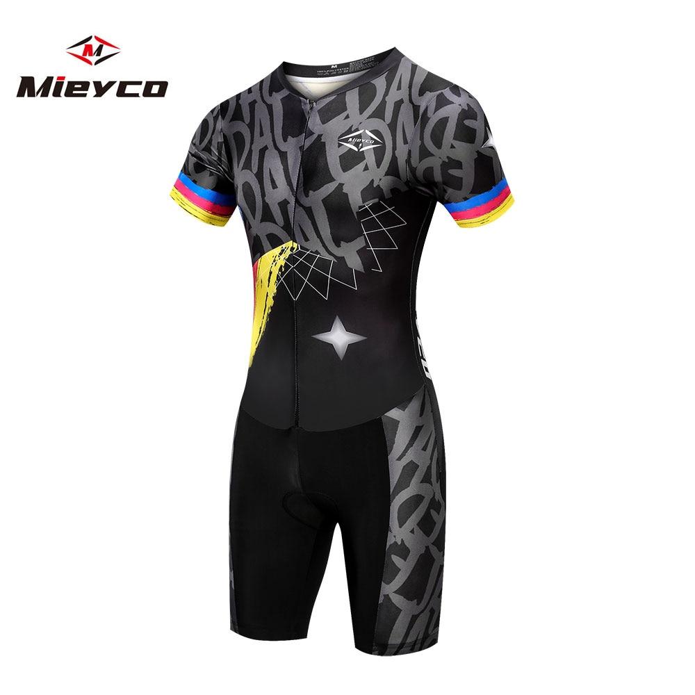 Roupas de Verão Camisa de Corrida Terno de Natação Homens Triathlon Corrida Ciclismo Jersey Manga Curta Bicicleta Ropa Ciclism