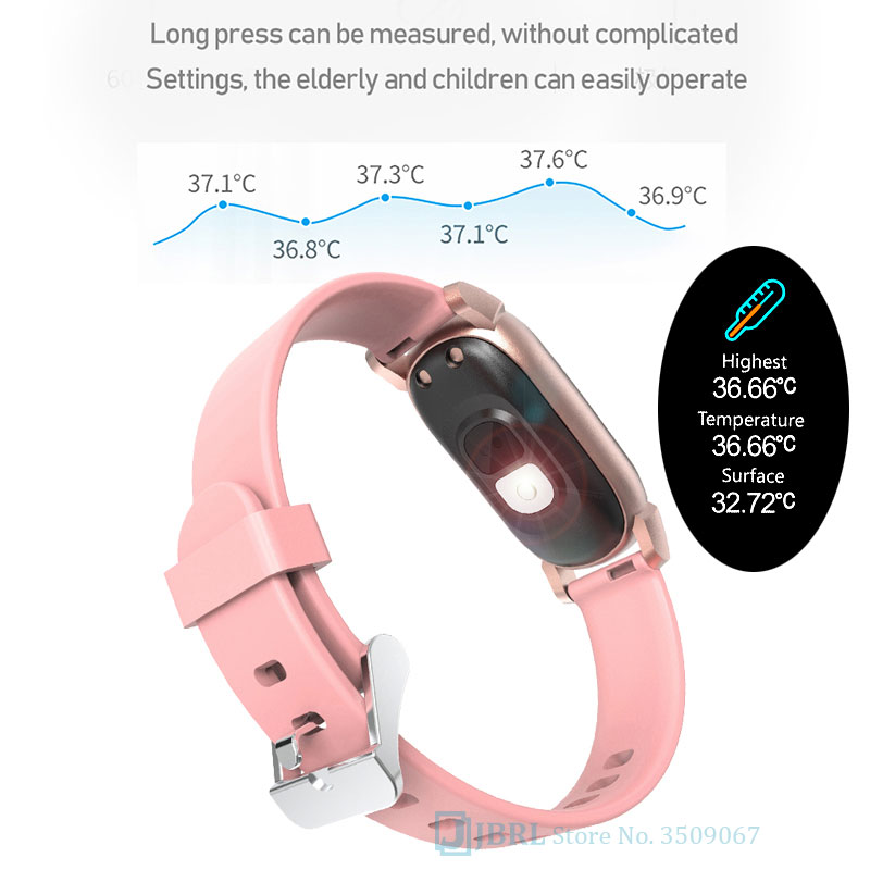 cheapest LEMFO S20 ECG Smart Watch Men Women Full Touch Screen IP68 Waterproof Heart Rate Monitor Blood Pressure Smartwatch