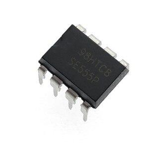 Image 4 - 10 Chiếc 50 Con SE555P Nhúng Bèo 8 SE555 DIP8 Dao Động Chip Thương Hiệu Mới Ban Đầu