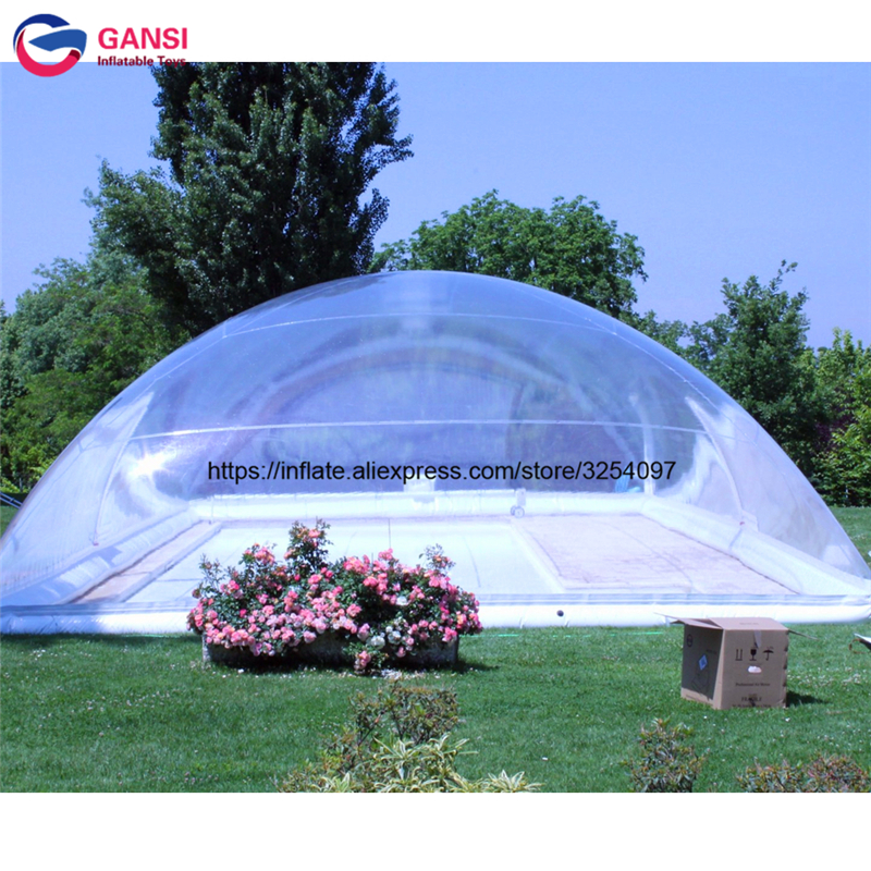 inflatable pool dome06