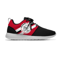 AFC Ajax Amsterdam Sport Shoes Football Club Fans FC Soccer Lightweight Breathable Casual Sneakers Men/Women Running Meshy Shoes