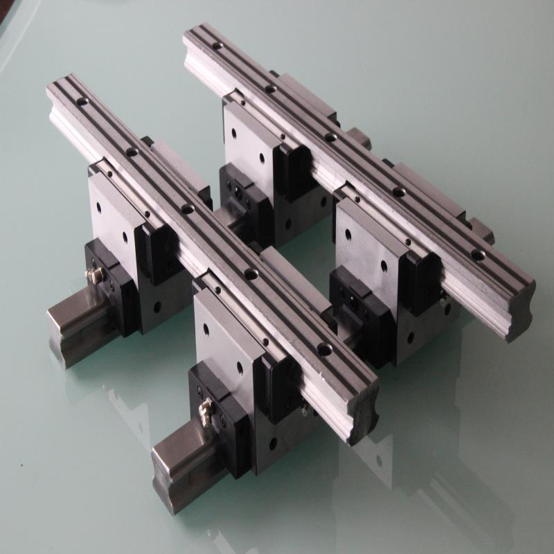 Factory wholesale price Angle linear motion slide cross rail AG 20 AG25 length 240mm to 4000mm