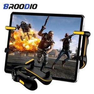 For PUBG iPad Capacitance Trig