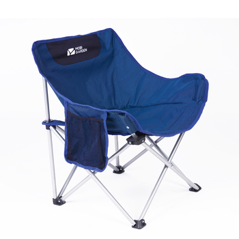 New European Outdoor Camping Single Folding Leisure Portable Light And Simple Fishing Park Courtyard Lounge Chair