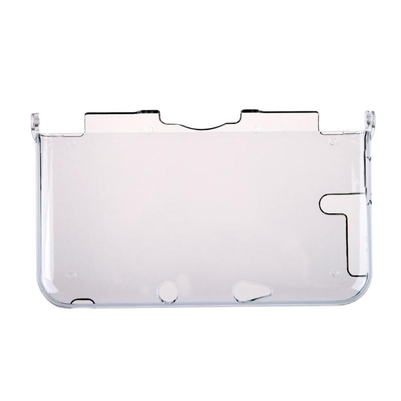 Hard Clear Transparent Crystal Protective Case Cover For Nintendo 3DS XL LL