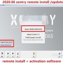 2020.12 mb estrela sd c4/c5/c6 software xentry/das remoto instalar e ativação pelo visor da equipe win10 64bit profissão sistema
